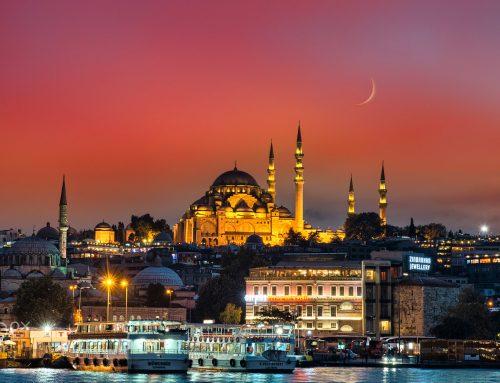 با ترکیه آی لایف در هر نقطه از استانبول خرید کنید